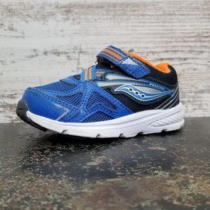 Baby Saucony Ride Athletic Shoes Sz 5 XW Eur 21